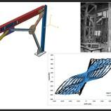مدلسازی بادبند دروازه ای یک دهانه در آباکوس تحت بار چرخه ای