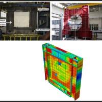 مدلسازی دیوار برشی کامپوزیتی با بتن رویه تحت بار چرخه ای در آباکوس